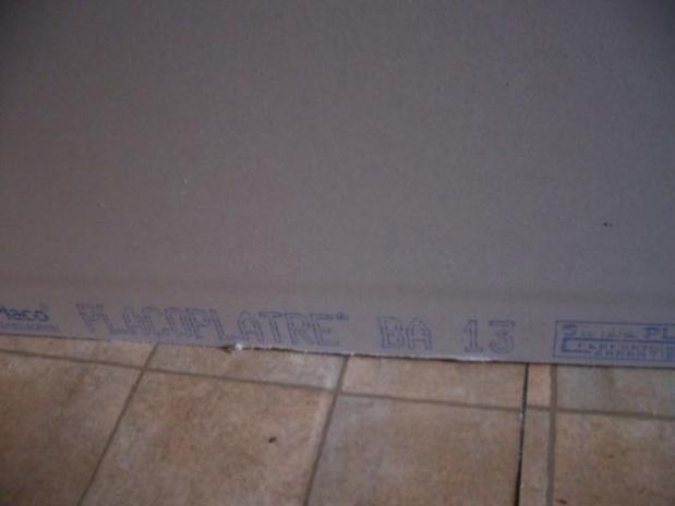 comment poser du placo au mur 1