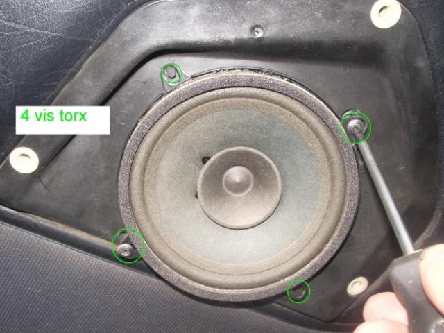 installation d un autoradio haut parleurs sur citroen zx 1 9d 1