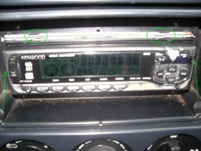 installation d un autoradio haut parleurs sur citroen zx 1 9d 11