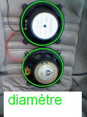 installation d un autoradio haut parleurs sur citroen zx 1 9d 3