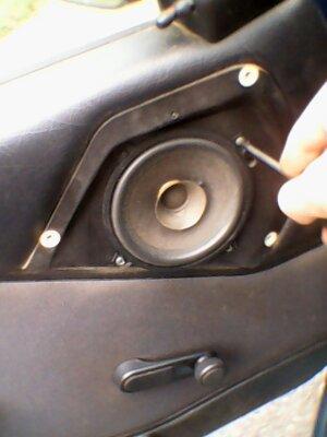 installation d un autoradio haut parleurs sur citroen zx 1 9d 5
