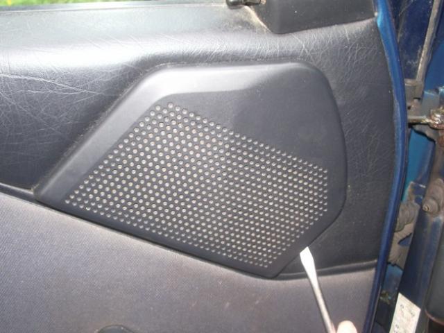 installation d un autoradio haut parleurs sur citroen zx 1 9d 0