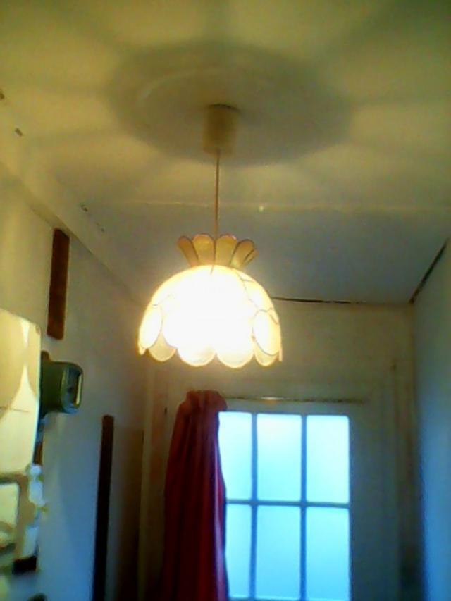 installer un luminaire pendant 13