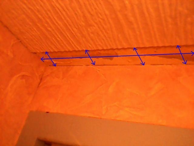 poser des dalles de polystyrene au plafond 7