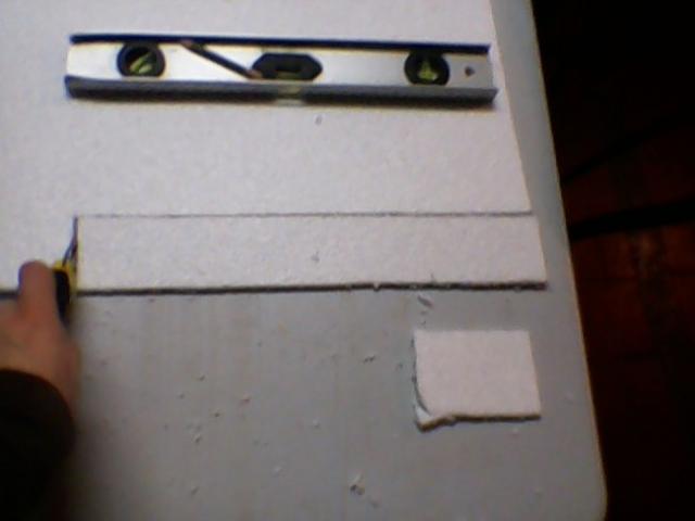 poser des dalles de polystyrene au plafond 8