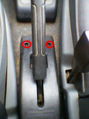 reglage de frein a main d une citroen zx 1 9d 3