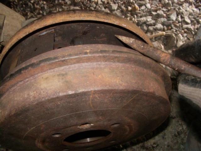 remplacement d un cylindre de roue sur citroen zx break 1 9d 2