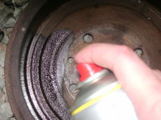 remplacement d un cylindre de roue sur citroen zx break 1 9d 3