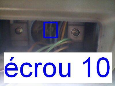remplacement d une antenne sur citroen zx break 1 9d 2