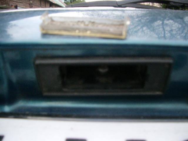 remplacement feux de plaques d immatriculation sur zx 1