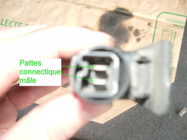 remplacement feux de plaques d immatriculation sur zx 9