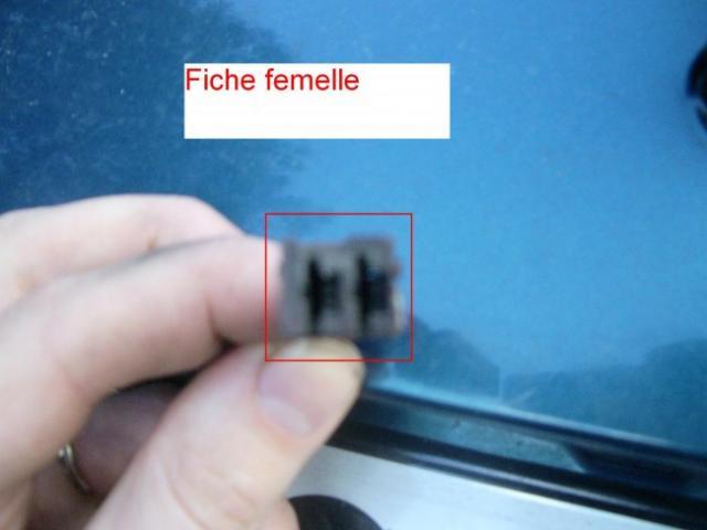 remplacement feux de plaques d immatriculation sur zx 10