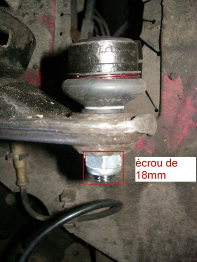 remplacement rotules de direction opel calibra 2 0i 14