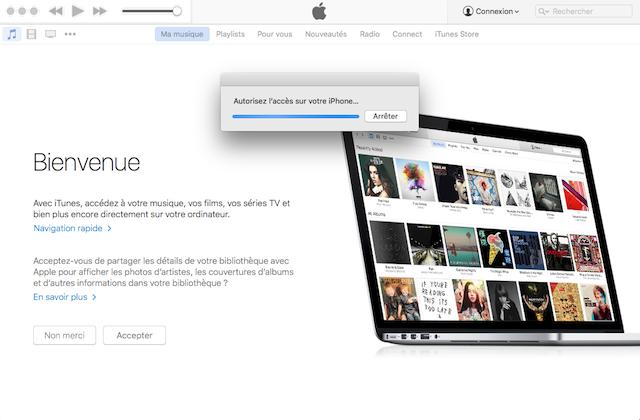 sauvegarder les photos de son iphone sur mac 2