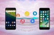 Comment transférer des données vers un nouvel appareil mobile
