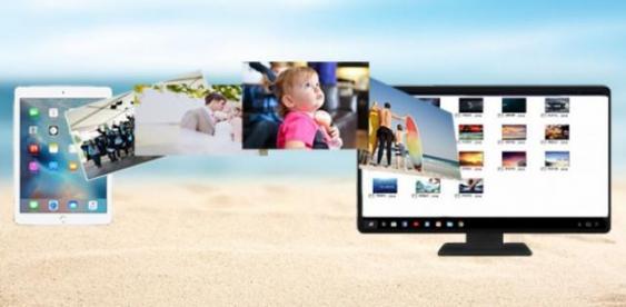 Transférer vos photos et vidéos iphone vers le PC