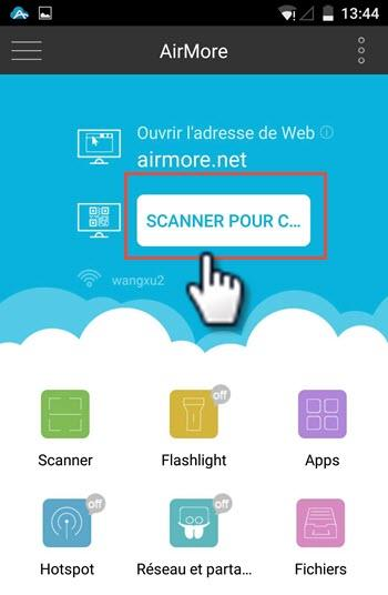 transferer vos photos et videos vers le pc 3