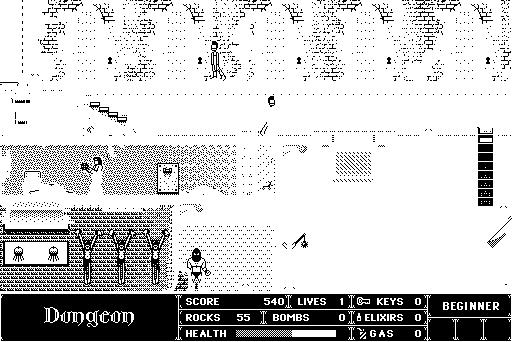 beyond dark castle plan des labyrinthes 12