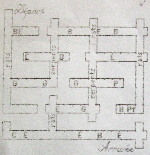 beyond dark castle plan des labyrinthes 0